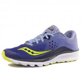 Kinvara 8 Homme Chaussures Running Bleu Saucony