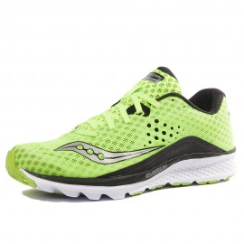 Kinvara 8 Homme Chaussures Running Vert Saucony