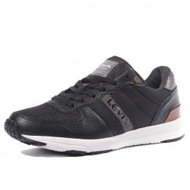 Baylor Homme Chaussures Noir Levi's
