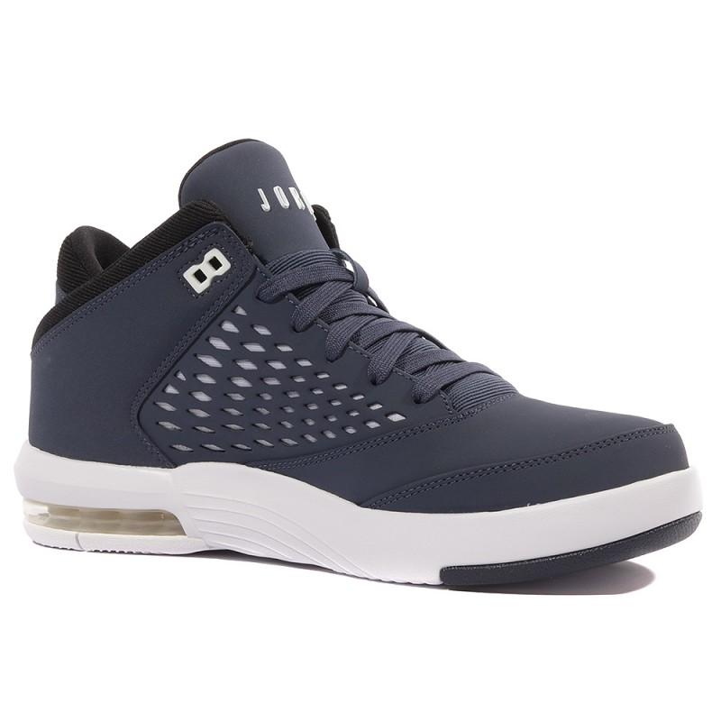 Flight Origin 4 Homme Chaussures Bleu Nike Jordan