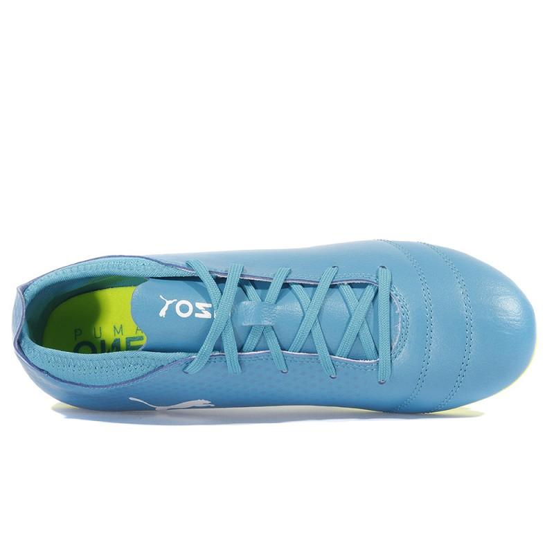 Puma Chaussures Bleu One 17 Garçon 4 Fg Football hQCtsrdx
