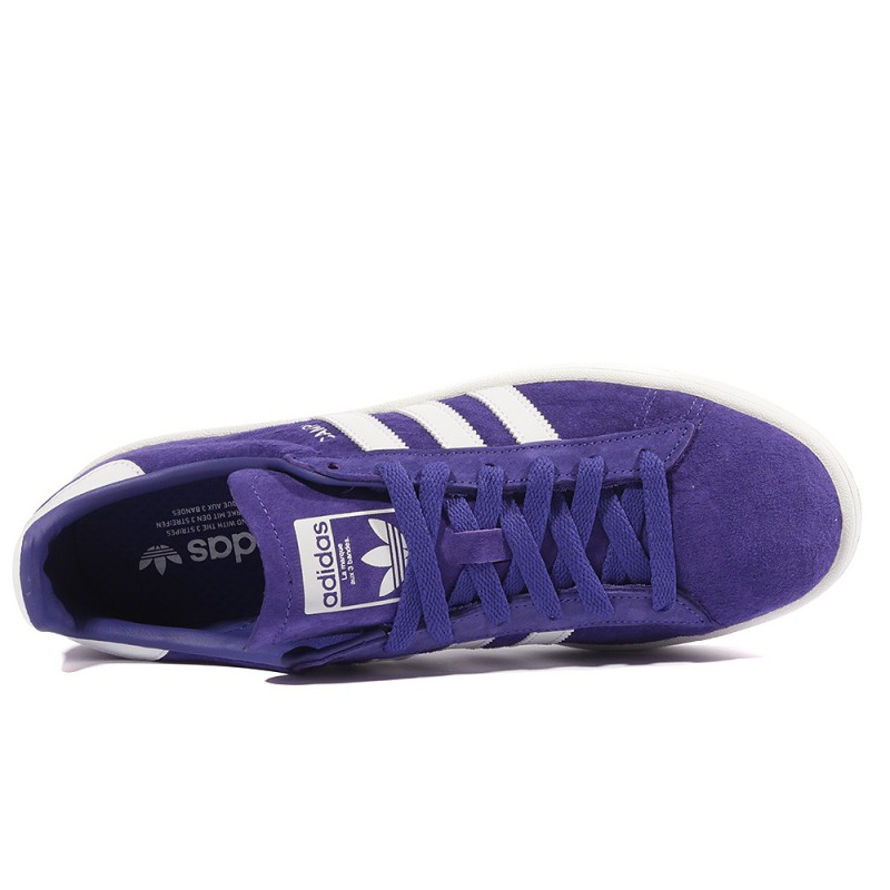 Campus Homme Chaussures Violet Adidas