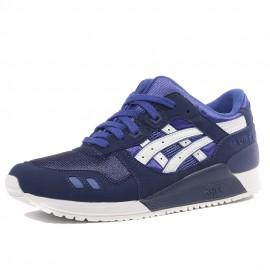 Gel Lyte III GS Garçon Chaussures Bleu Asics