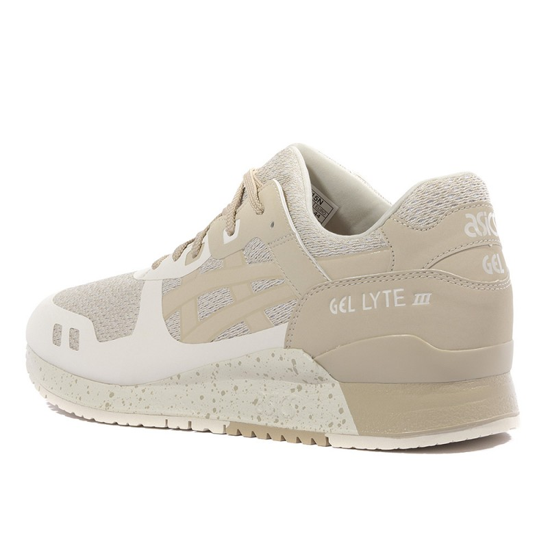 Homme Ns Asics Lyte Gel Chaussures Iii Beige MUpqSzVG