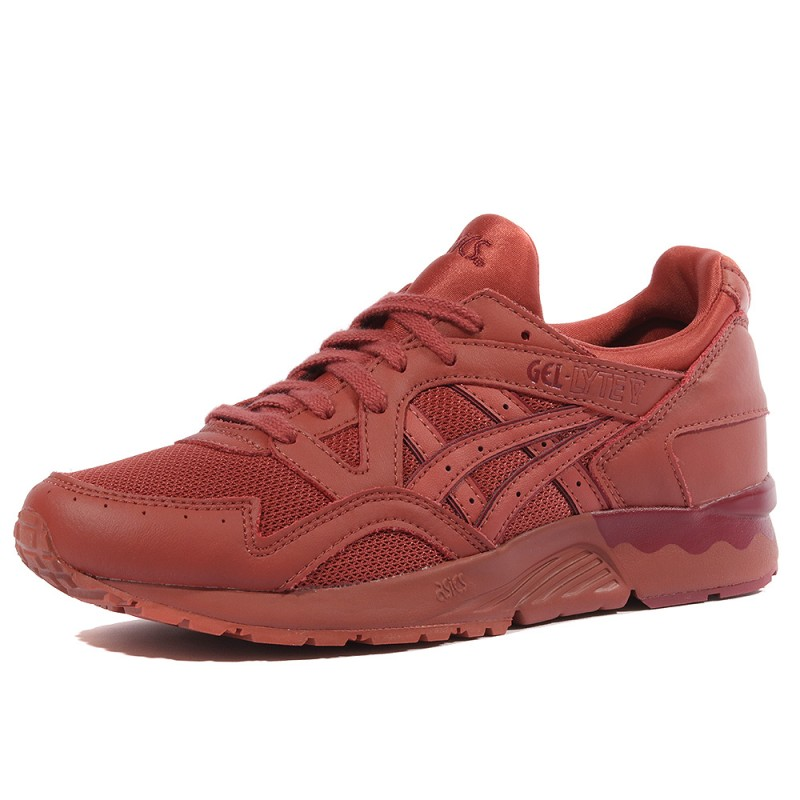 Asics Rouge Homme Lyte Chaussures Gel V A43qjL5R