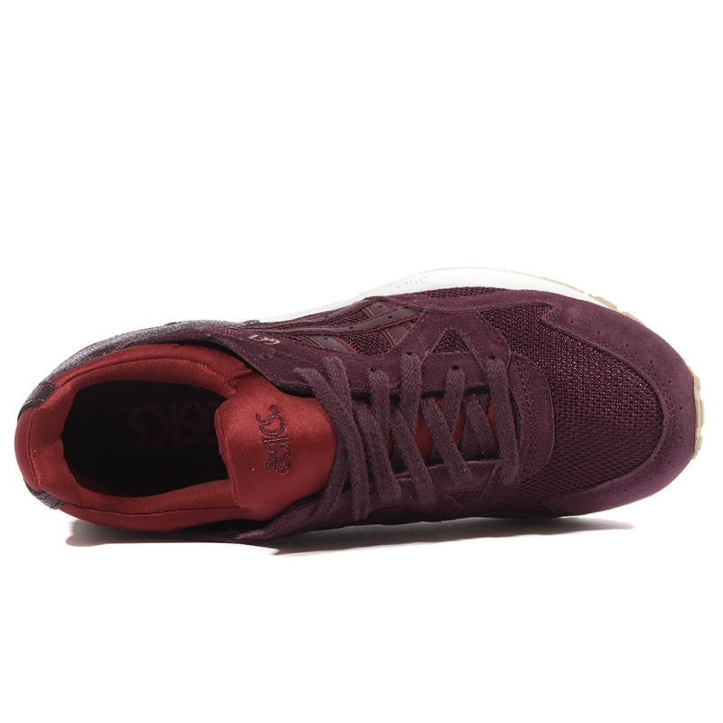 Asics Lyte V Gel Homme Chaussures Bordeaux E2DH9IYW
