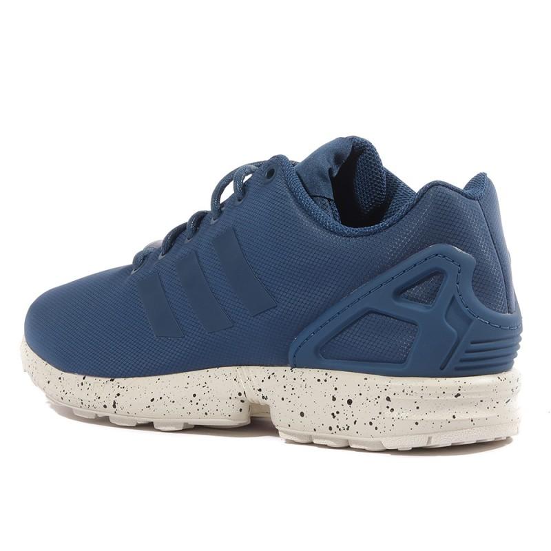 Chaussures Homme Bleu Flux Adidas Zx ZikPXTOu