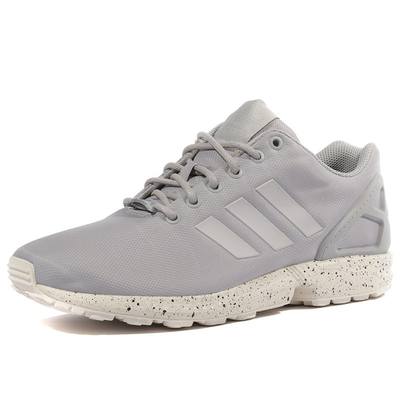 ZX Flux Homme Chaussures Gris Adidas