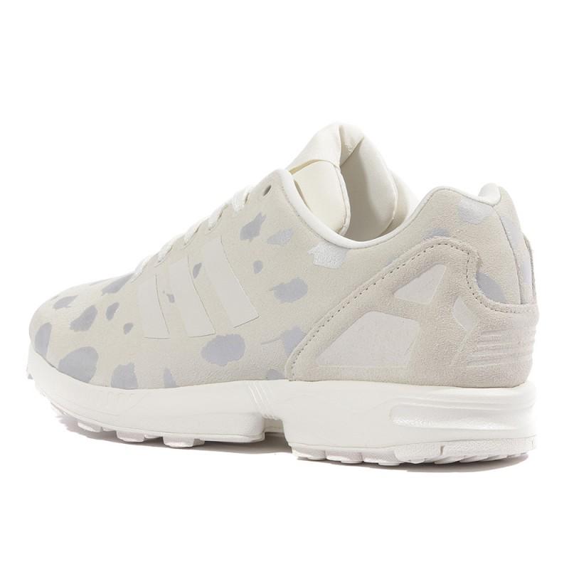 ZX Flux Femme Chaussures Beige Adidas