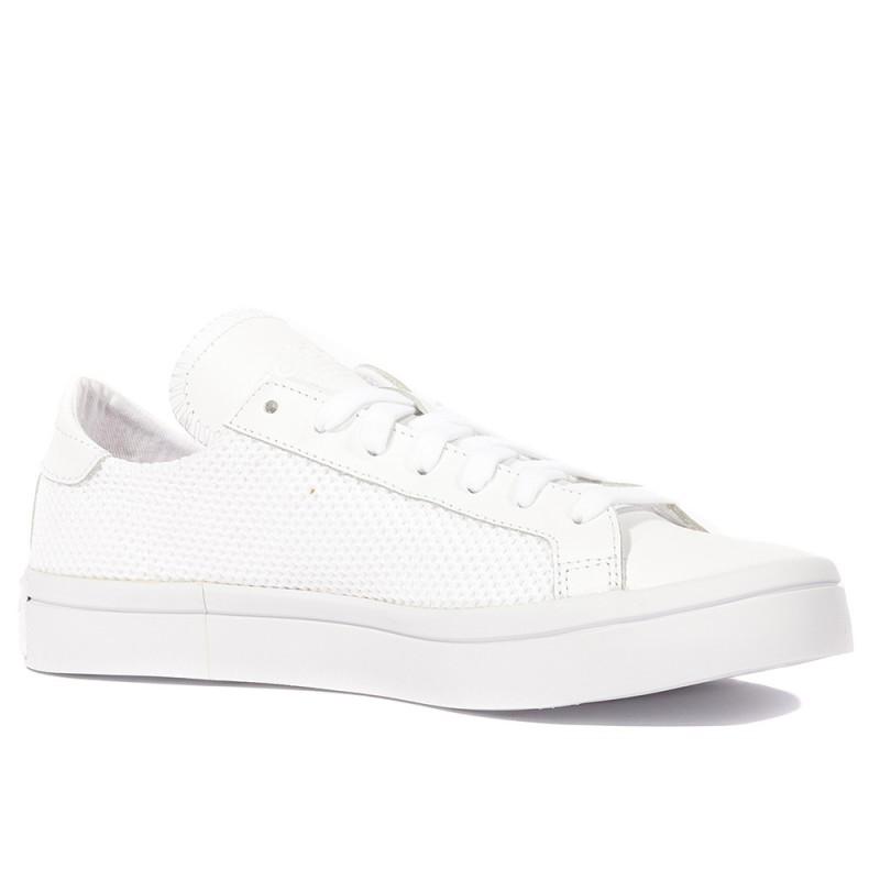 64d9838fe44ec Courtvantage Femme Chaussures Blanc Adidas