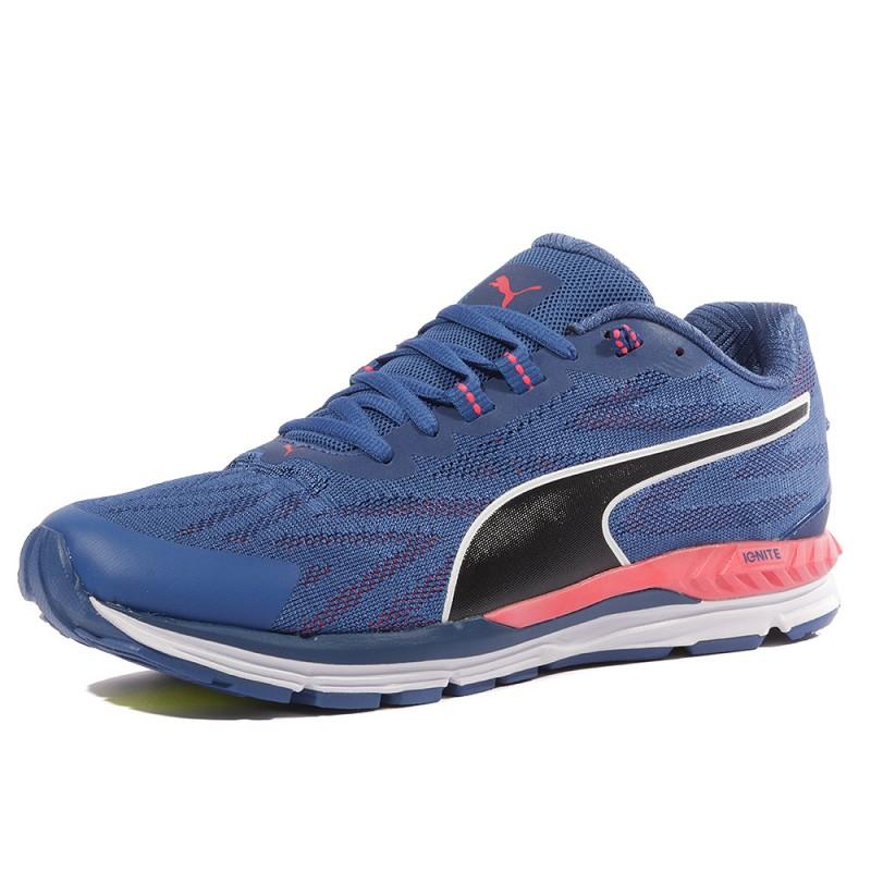 1aae217ec57 600 Speed Ignite Bleu Puma 2 Chaussures Homme Running wPpdwrq