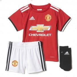 Manchester United Mini Kit Bébé Rouge Adidas