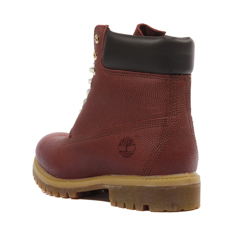 Homme Boots In Premium Rouge 6 Timberland exoWdCBr