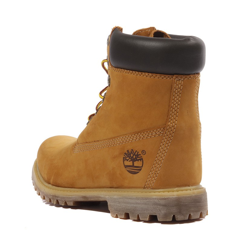 6 In Premium Femme Boots Marron Timberland