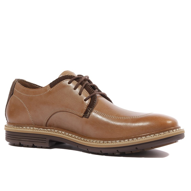 Leather Marron Chaussures Naples Homme Trail Timberland vNnw80Om