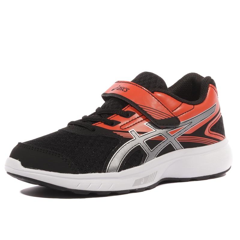 Ps Garçon Asics Orange Chaussures Running Noir Stromer qMUpSzV