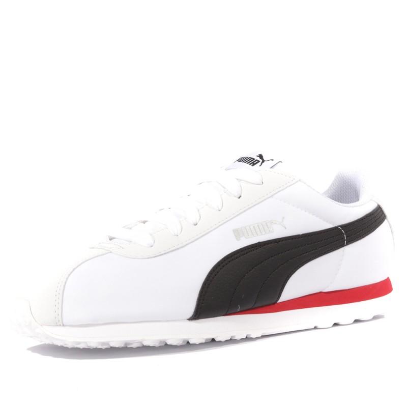 Cqj5arl34s Homme Chaussures Nl Blanc Puma Turin Nm80wvn