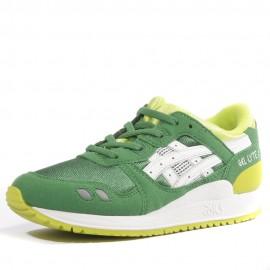 Gel Lyte III Ps Garçon Chaussures Vert Asics