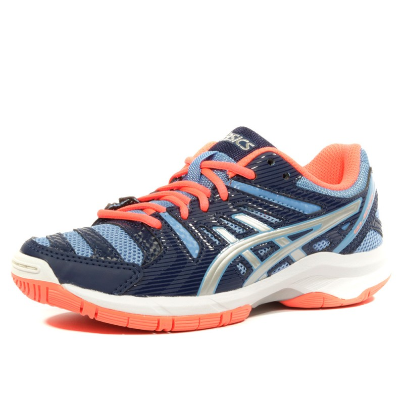 Gel Beyond 4 GS Fille Femme Chaussures Volley Ball Bleu Asics