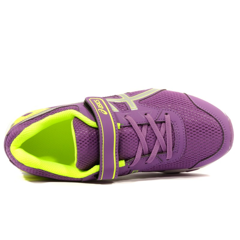 Asics Fille Violet 9 Pre Running Chaussures Galaxy Ps 0Nmnwv8