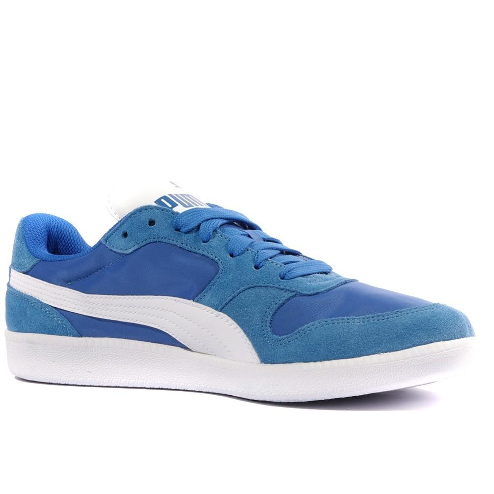 38a6aecfb7043 Icra Trainer Nl Homme Chaussures Bleu Puma Bleu