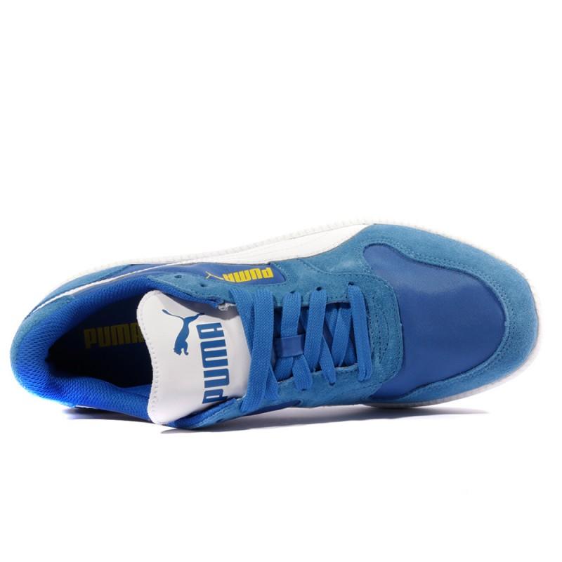 34a4cb0c113be Icra Trainer Nl Homme Chaussures Bleu Puma
