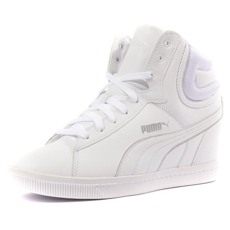 puma femme chaussure blanche
