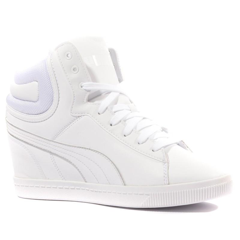Vikky Blanc PumaEbay Chaussures Wedge Femme nOvyN0m8w