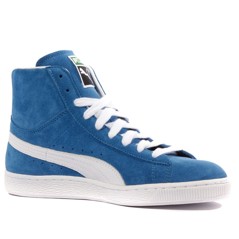 puma suede homme mid