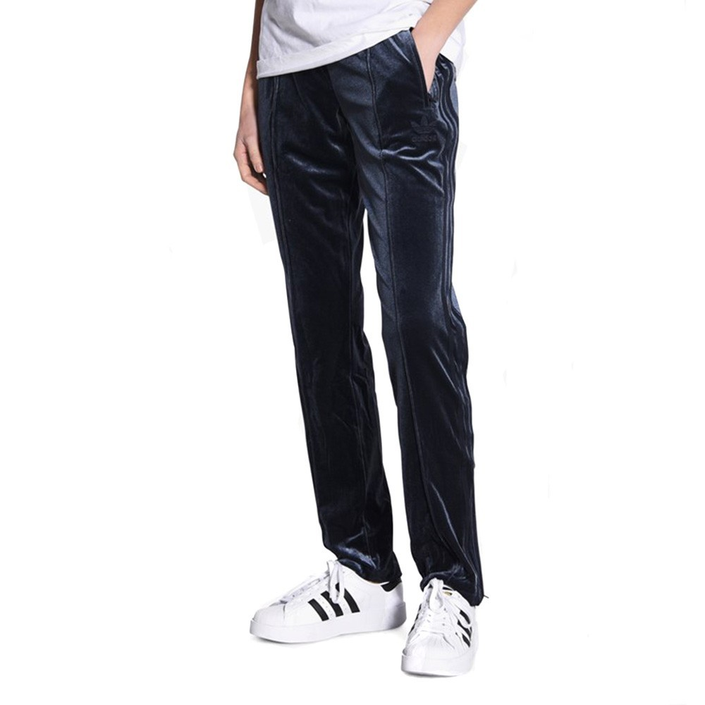 pantalon adidas femme bleu