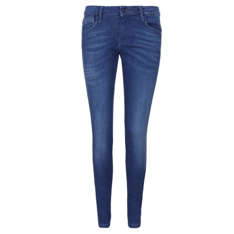 Femme Pepe Aero Femme Bleu Jeans Aero CQrBedxoW