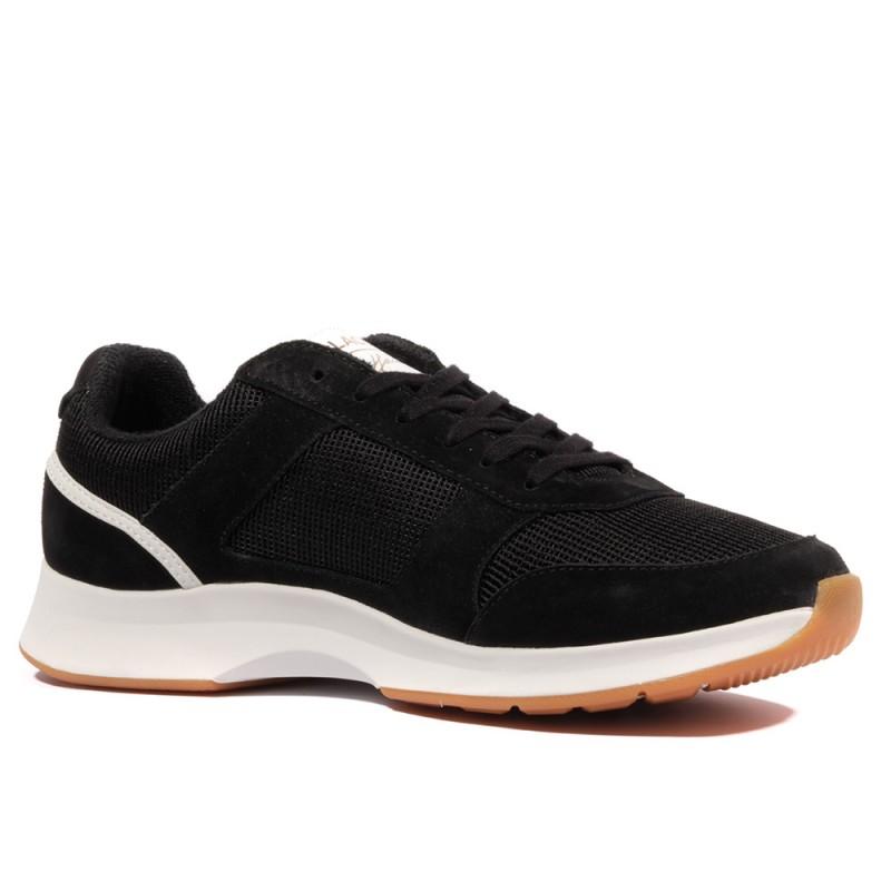 Joggeur 317 Chaussures Noir 2 Homme Lacoste ARqS35Lcj4