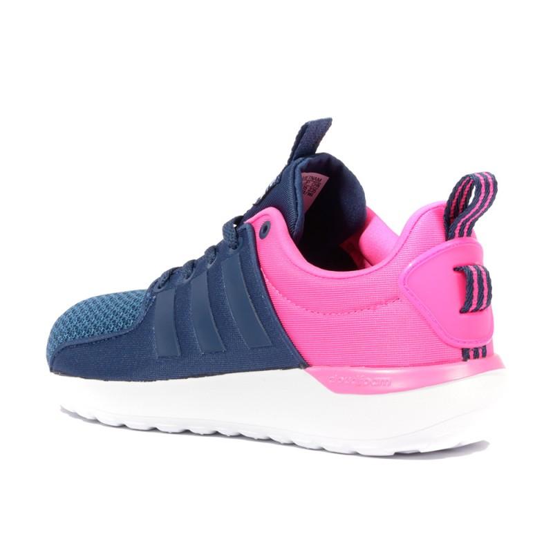 Cloudfoam Lite Racer Femme Chaussures Bleu Adidas