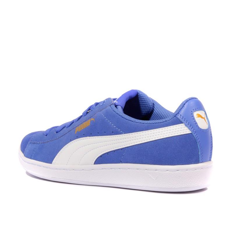puma chaussure femme bleu