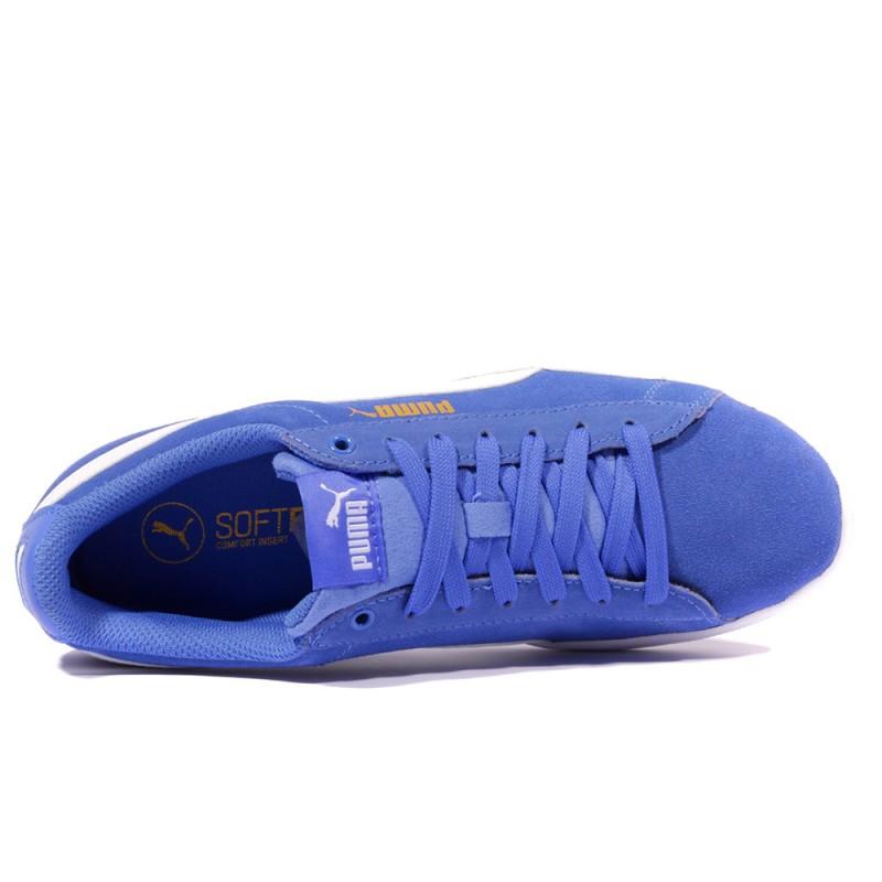 Vikky Vikky Bleu Femme Chaussures Puma Chaussures Bleu Femme Lcj3A54qR