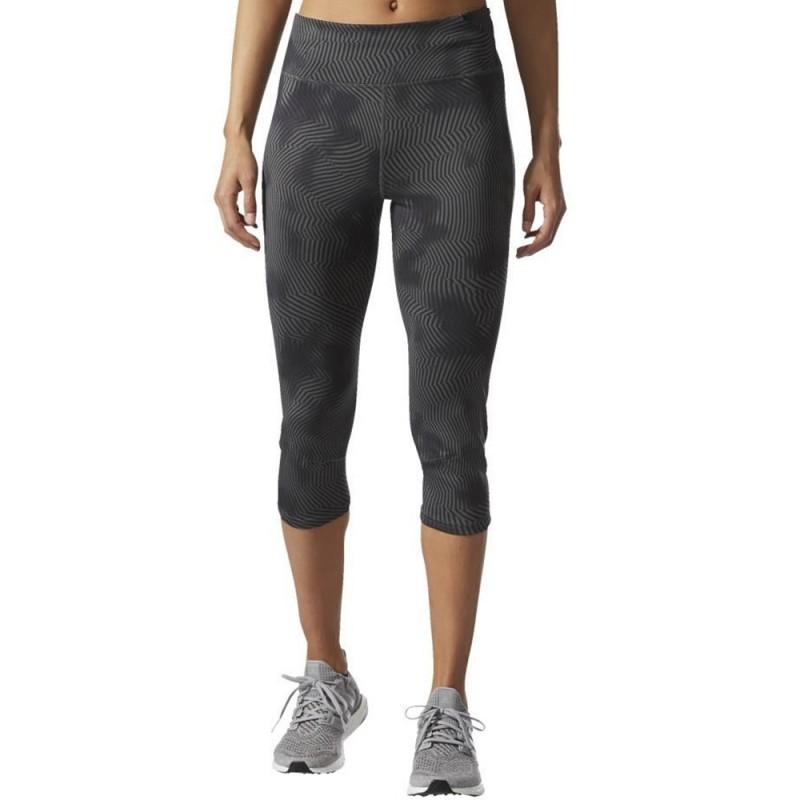 Supernova Femme Legging Running Kaki Adidas