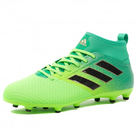 Chaussures Adidas Ace 17.3 vertes homme YhUiP4i