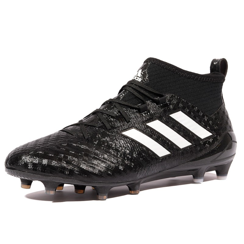 Ace 17.1 Primemknit FG Homme Chaussures Football Noir Adidas