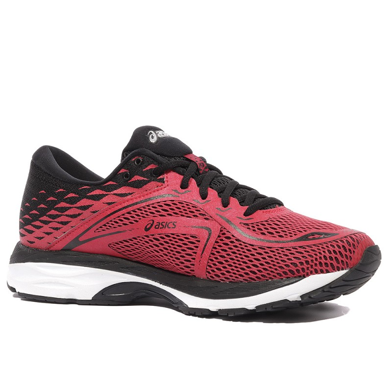 Chaussures Gel Cumulus Rouge Running 19 Asics Homme P8nwk0O