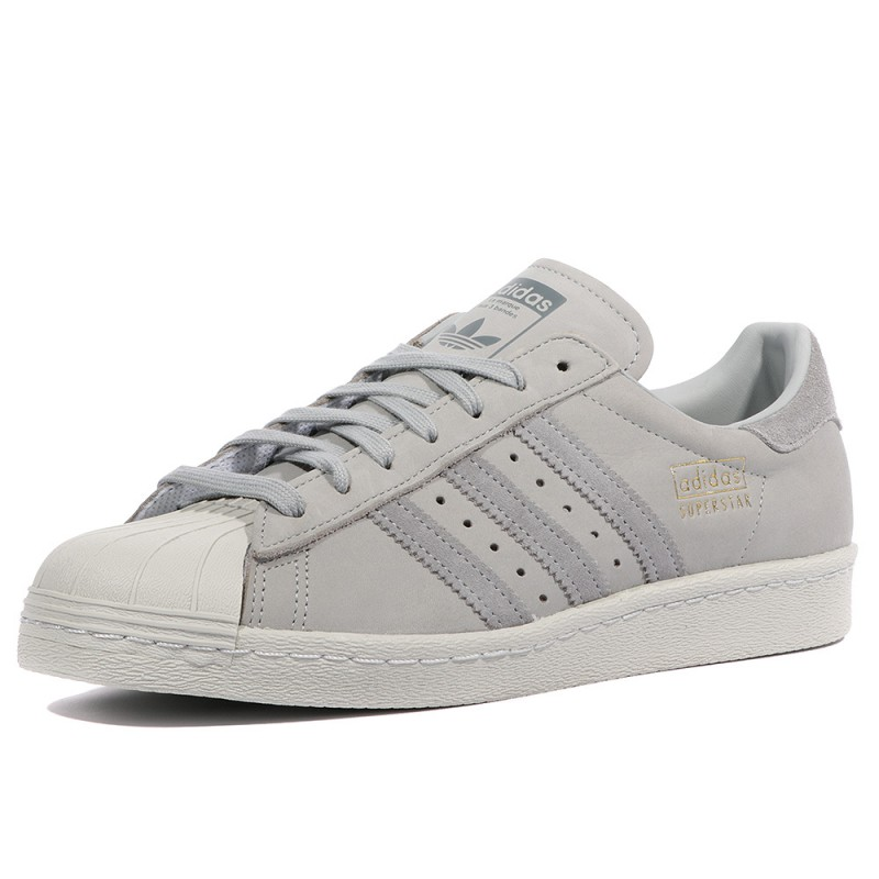 chaussure adidas femme grise