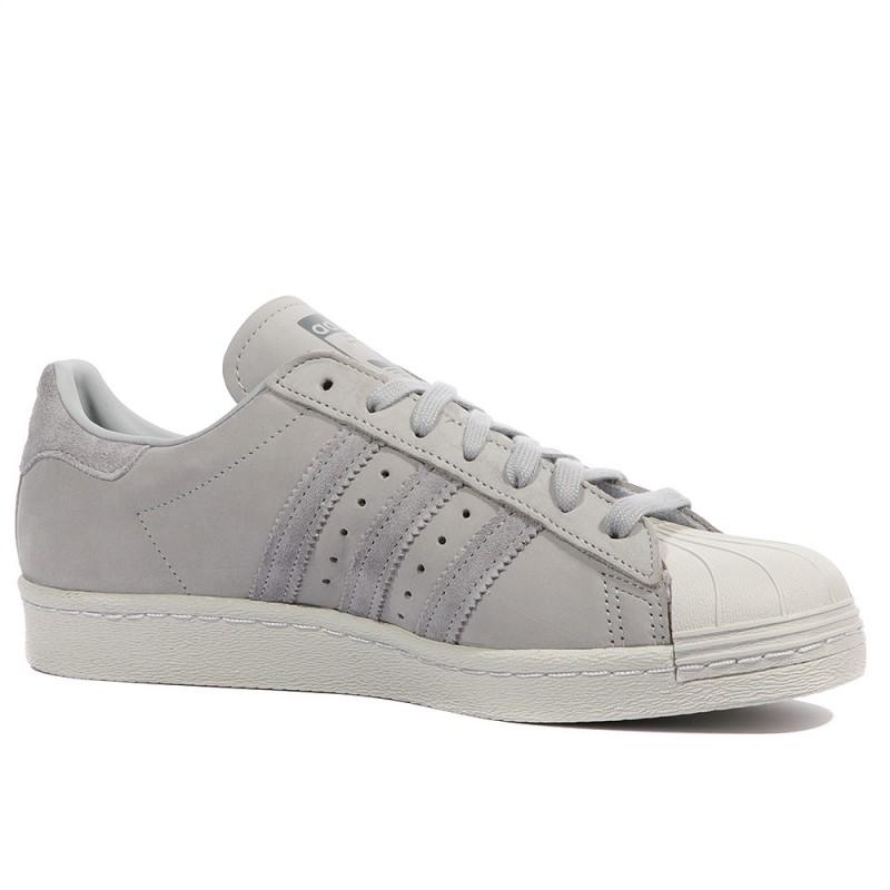 Superstar Homme Chaussures Gris Adidas