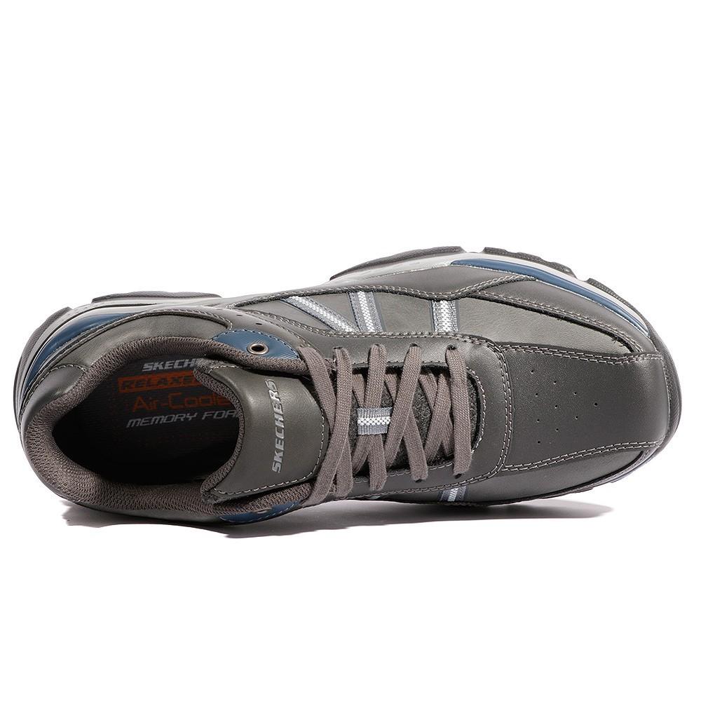 Homme Rovato Rovato Rovato Gris SkechersEbay Chaussures Chaussures Gris Homme Chaussures SkechersEbay Homme Gris CBoeWrdx