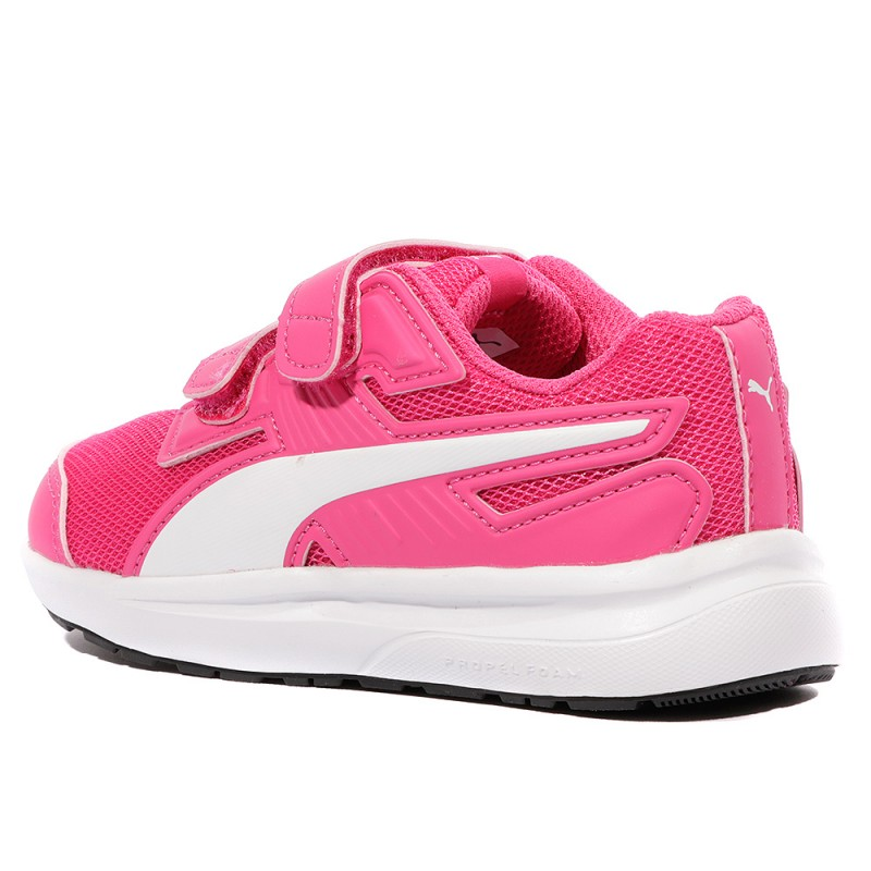chaussure fille puma rose