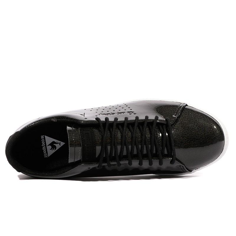 f36a70512ea Charline Coated S Femme Chaussures Noir Le Coq Sportif