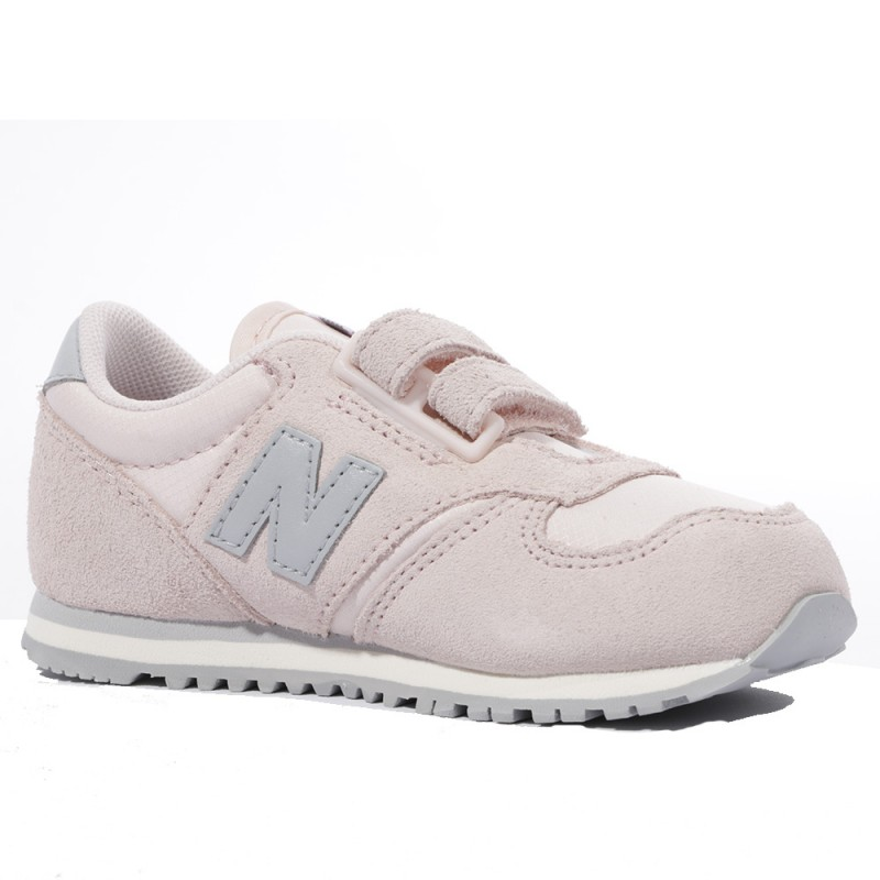 new balance chaussures 420 - rose et noir