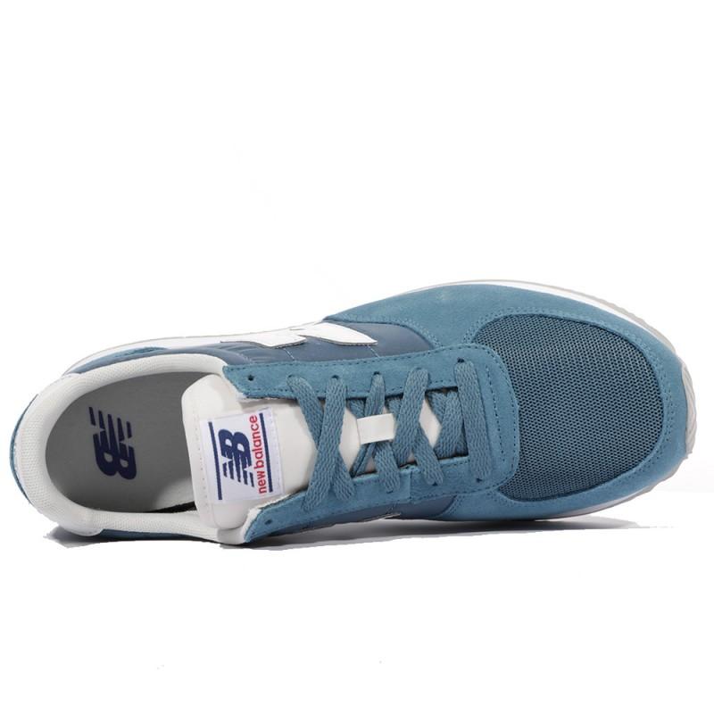 New Balance Bleu U220 Chaussures Homme PXnO8wk0