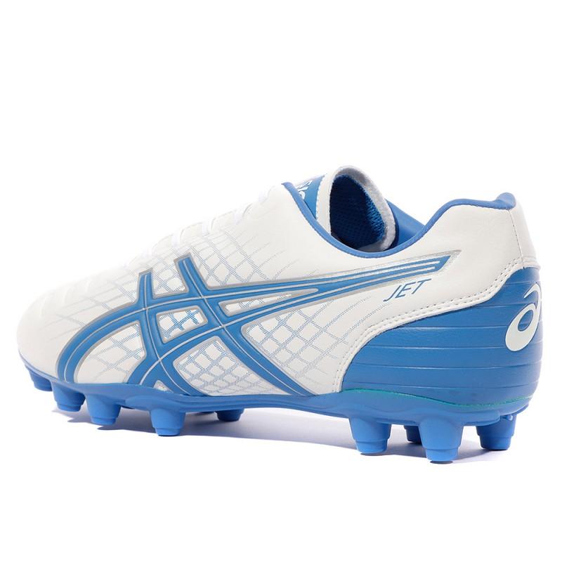 Asics Jet Bleu Homme Chaussures Rugby Cs Blanc wXkiZTOPul