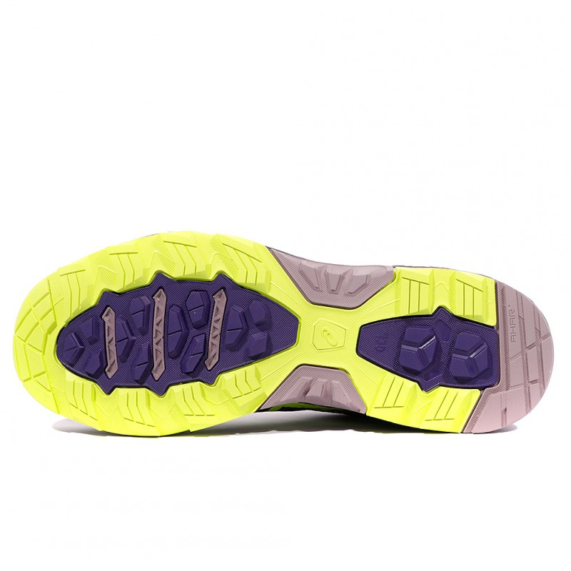 Gel FujiTrabuco 5 G TX Femme Chaussures Trail Violet Asics