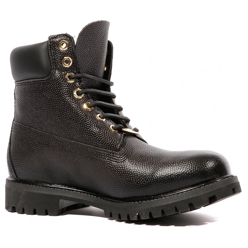 In Homme 6 Football Noir Premium Chaussures Timberland zVSUpM