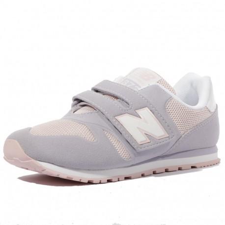 494fe2cc045b Ka373 Fille Chaussures Rose New Balance